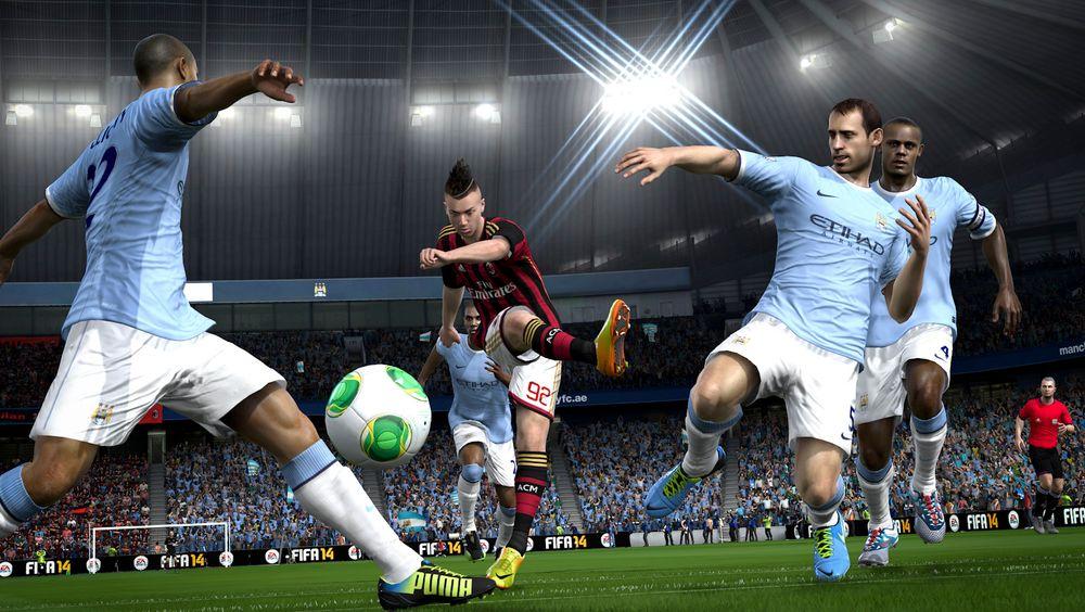 ANMELDELSE: FIFA 14