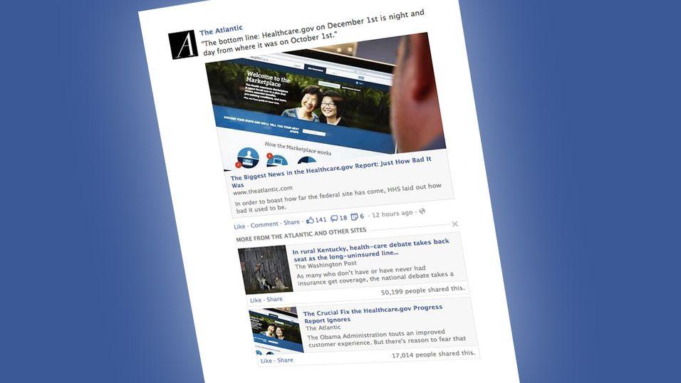 Facebook vil gi deg mer spennende oppdateringer
