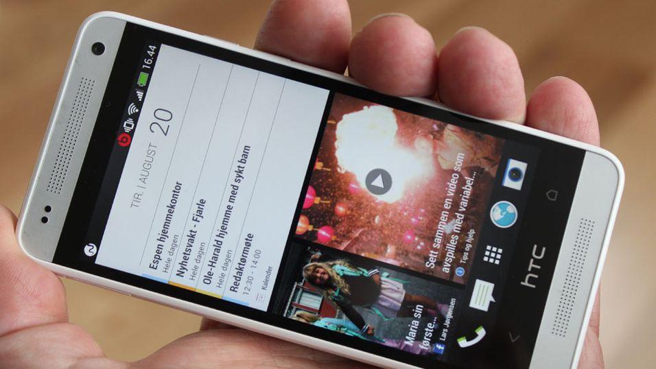 HTC Mini ble forbudt i Storbritannia etter en tilsvarende patentsak mot Nokia i desember i fjor.