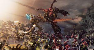 Nå får Warhammer 40K et tårnforsvar-spill