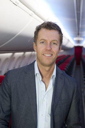 Informasjonssjef Thomas Sandaker-Nielsen i Norwegian er kortfattet og lite interessert i å diskutere Call Norwegian med Inside Telecom.
