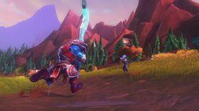 Wildstar blir eit svert fargerikt innslag i MMO-verda.