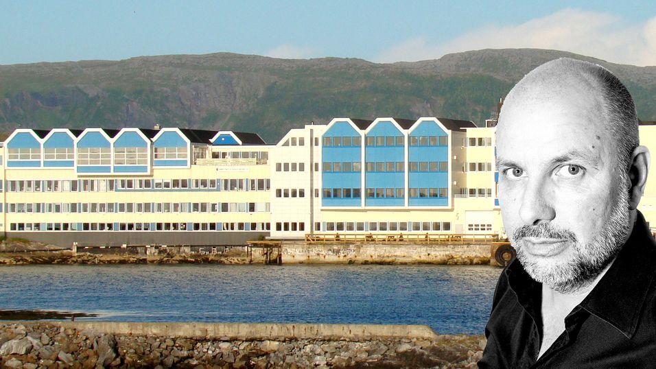 Eivind Lund leverer sylskarpt om digitaliseringen i Norge, med skråblikk på blant annet Brønnøysund.
