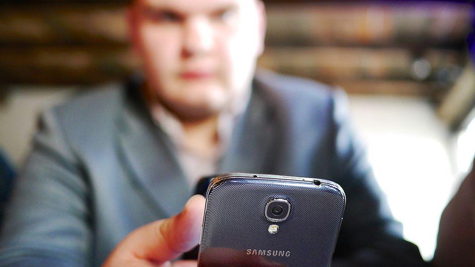Samsung Galaxy S5 kan være avslørt