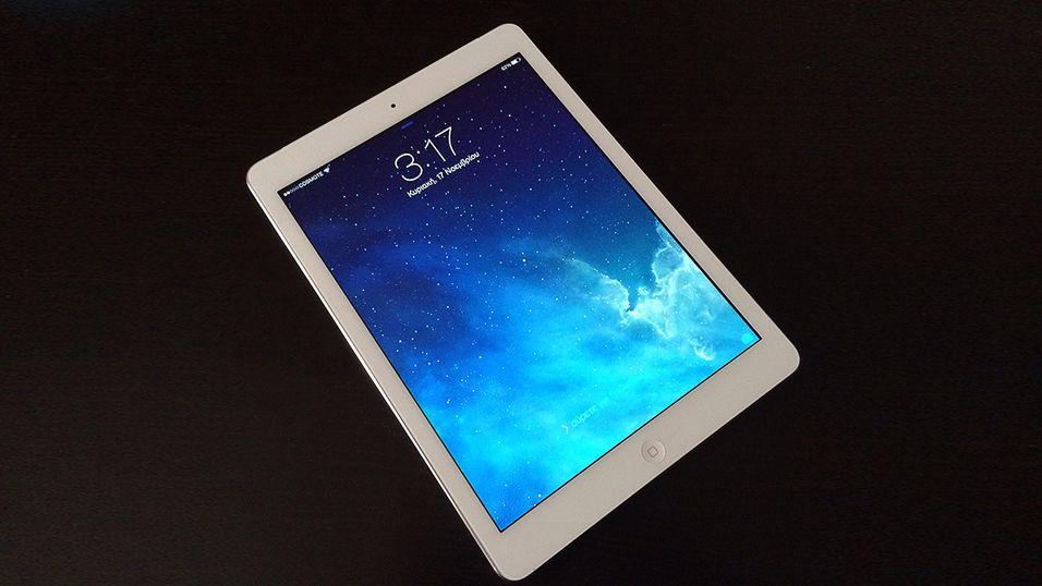 – Apple tester ut 4K i neste iPad