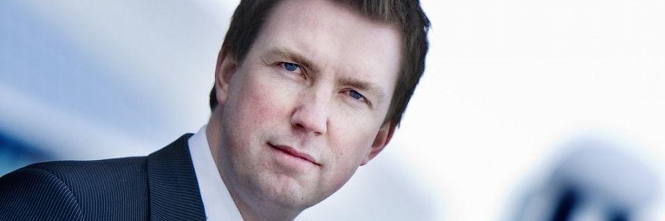 Conax-sjef Morten Solbakken skal være i London for å snakke med potensielle kjøpere. Inside Telecom har ikke fått bekreftet opplysningen.