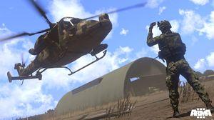 Snart får du leke deg med et nytt helikopter.