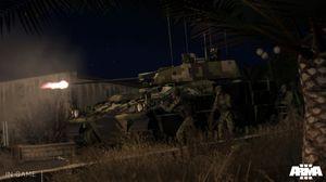 Et nytt pansret kjøretøy loves også.