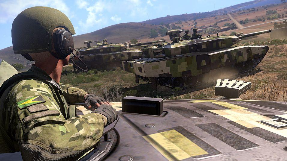 Ny stridsvogn for Arma 3.