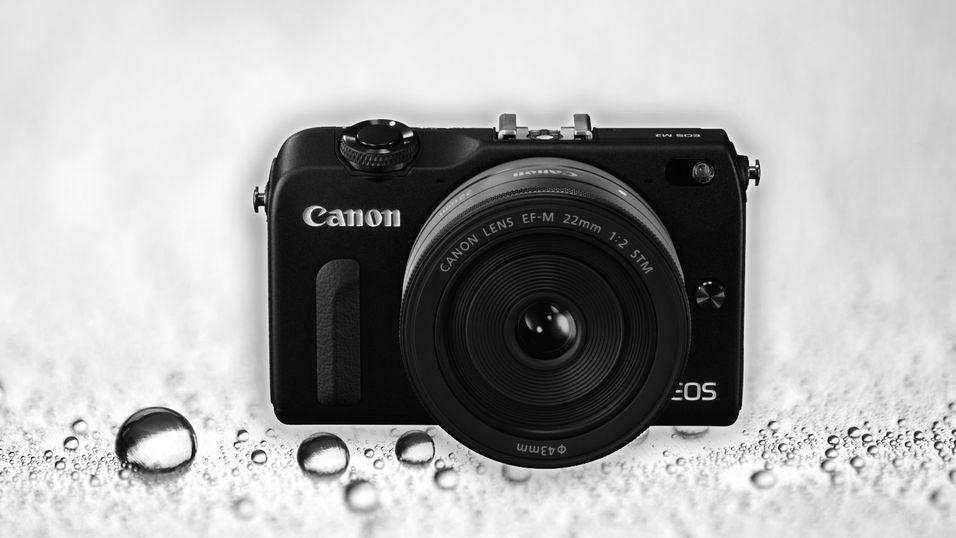 Canon annonserer ny EOS M