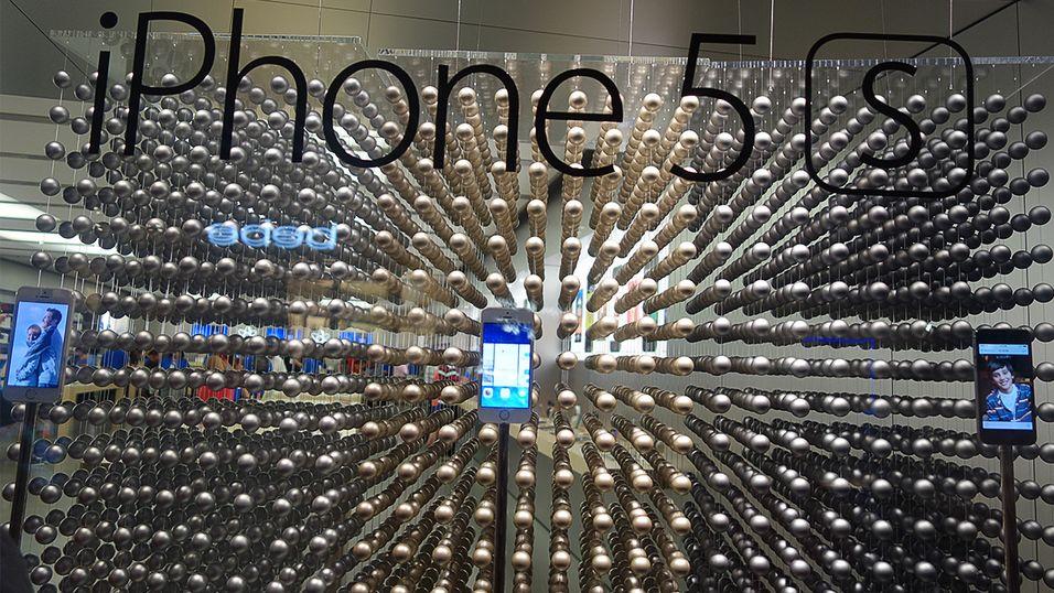 Apple inngår avtale med verdens største teleselskap