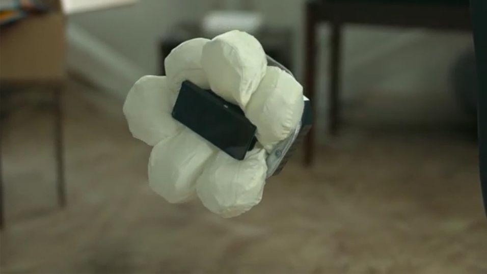 Her er Hondas telefon-airbag