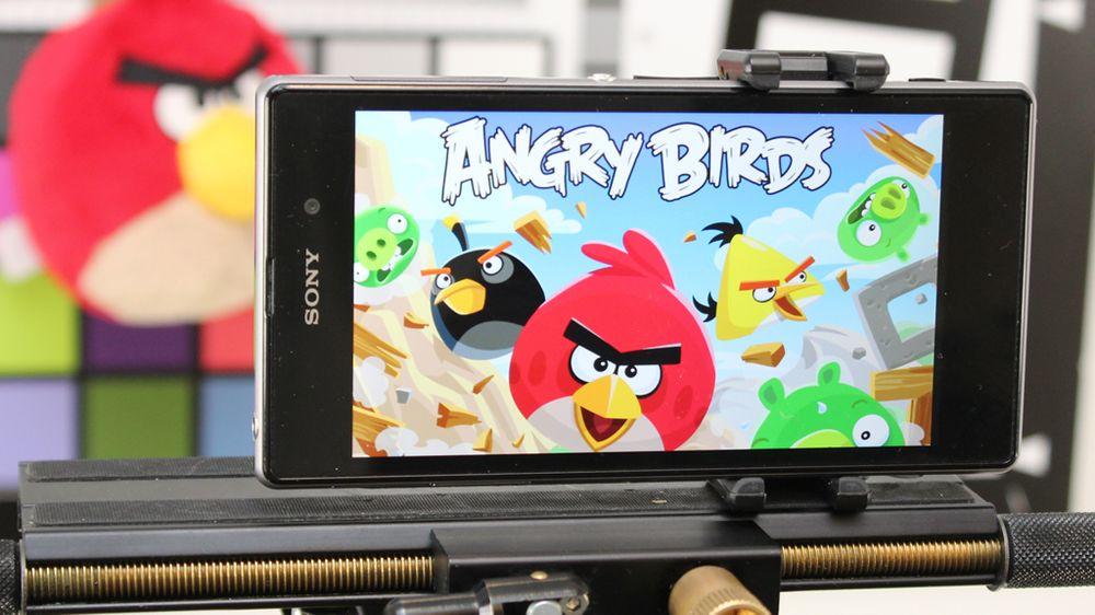 Sony Xperia Z1 har et godt kamera og god skjerm. I tillegg er den vanntett.
