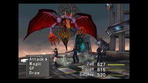 Final Fantasy VIII har fått noen tillegg.