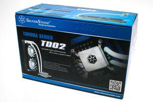 Silverstone Tundra TD02: Produkteske.