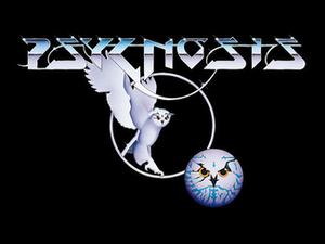 Den karakteristiske Psygnosis-logoen.