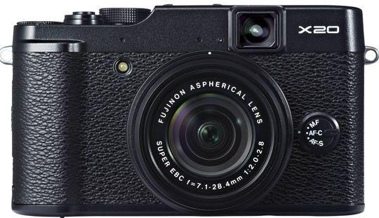 Mange har latt seg sjarmere av retroinspirerte Fujifilm X20.