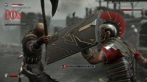 Ryse: Son of Rome får ingen oppfølger. (bilde: Crytek).