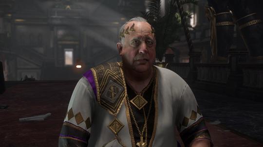 Har du sett et spøkelse, Keiser Nero?