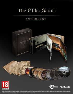 The Elder Scrolls: Anthology.