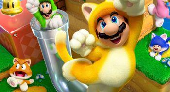 Test: Super Mario 3D World
