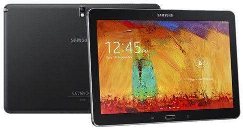 Nye Galaxy Note 10.1 fra Samsung er et fabelaktig godt nettbrett, men kanskje ti-tommerne blir litt for store?