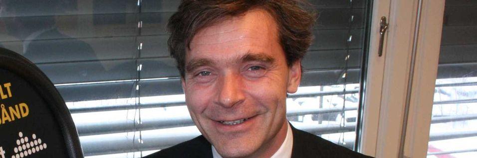 Jörg Mohaupt, leder for media- og telekommunikasjon i Access Industries sier at selskapet skal samarbeide tett med Ice i Norge.