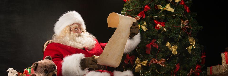 Se om du vant i julekalenderens første uke
