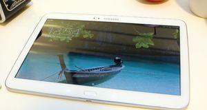 Test: Galaxy Tab 3 10.1