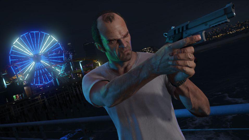 Grand Theft Auto V får mer historieinnhold neste år.