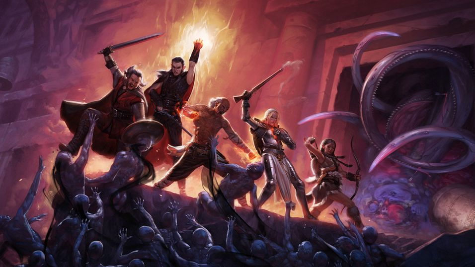 Pillars of Eternity er det nye navnet til Obsidians Project Eternity.