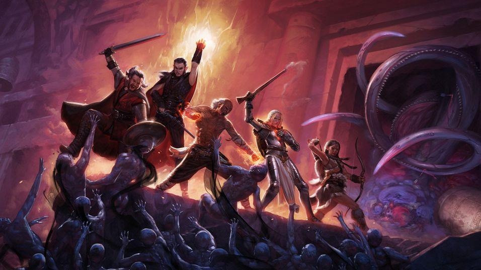 Pillars of Eternity er det nye navnet til Obsidians Project Eternity.