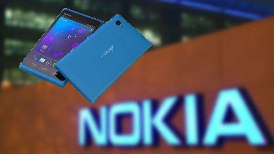 Nokia snart klar med Android-mobil?