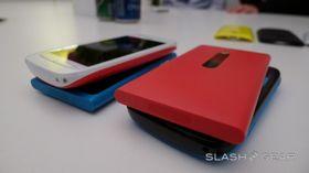 Nokias billigtelefoner kan få Android. Foto: SlashGear.