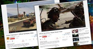 Dette er de ti mest sette spillvideoene på YouTube i år