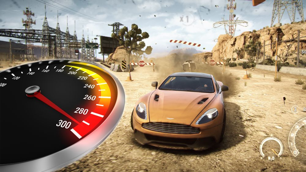 GUIDE: Slik jekker du opp bildeflyten i Need for Speed: Rivals