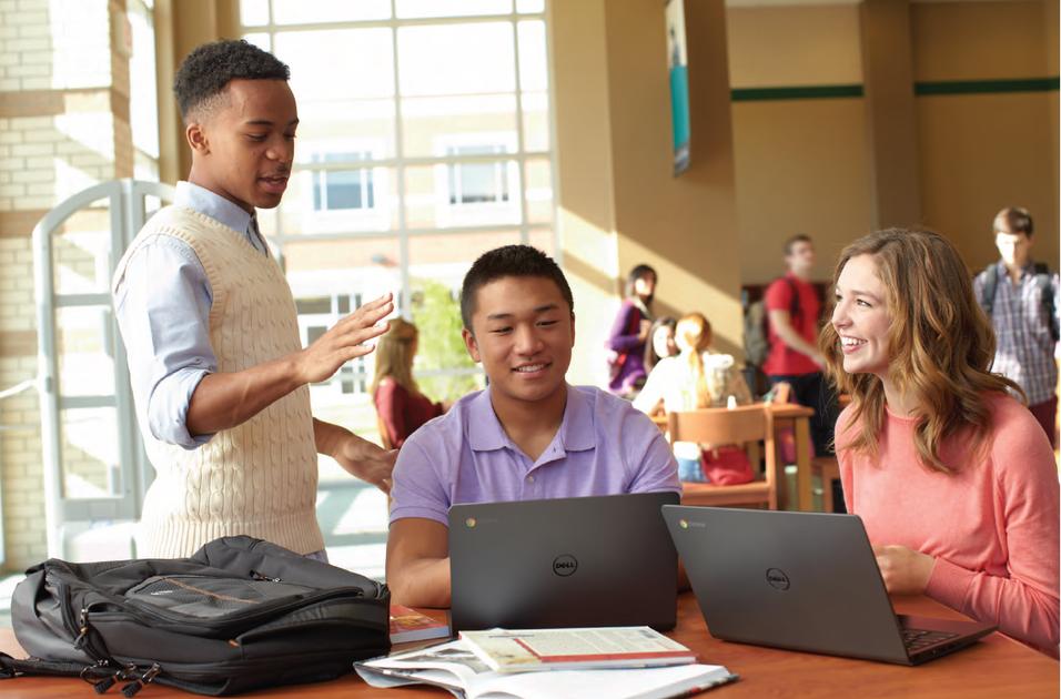 Dell gir ut sin første Chromebook