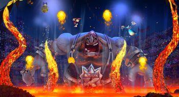 Rayman Legends kjem til neste generasjon