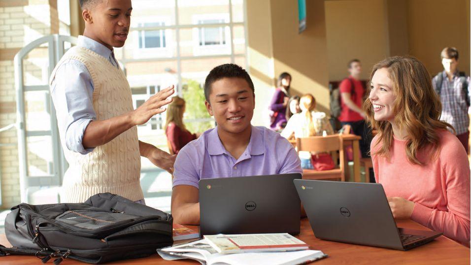 Dells kommende Chromebook 11.