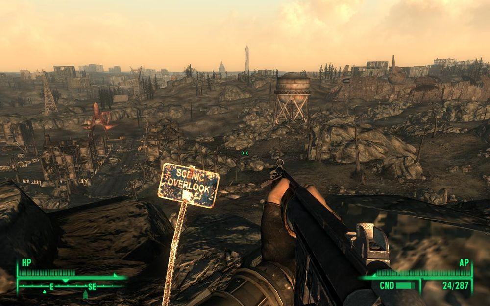 Andreas har foreløpig ingen planer om å utforske Fallout-serien.