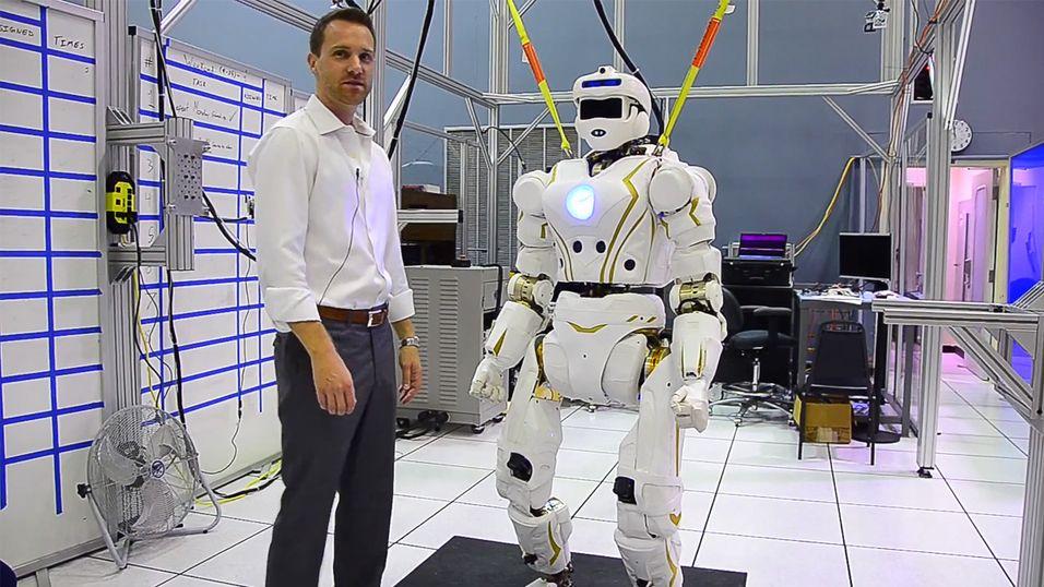 Valkyrie er NASAs nye superrobot
