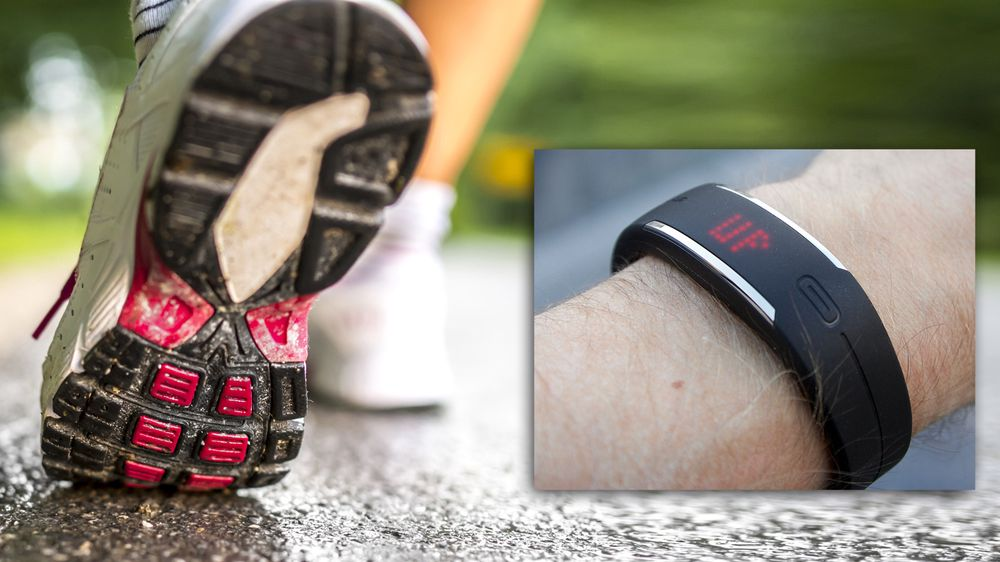 SAMLETEST: Fitbit Flex, Polar Loop og Jawbone Up