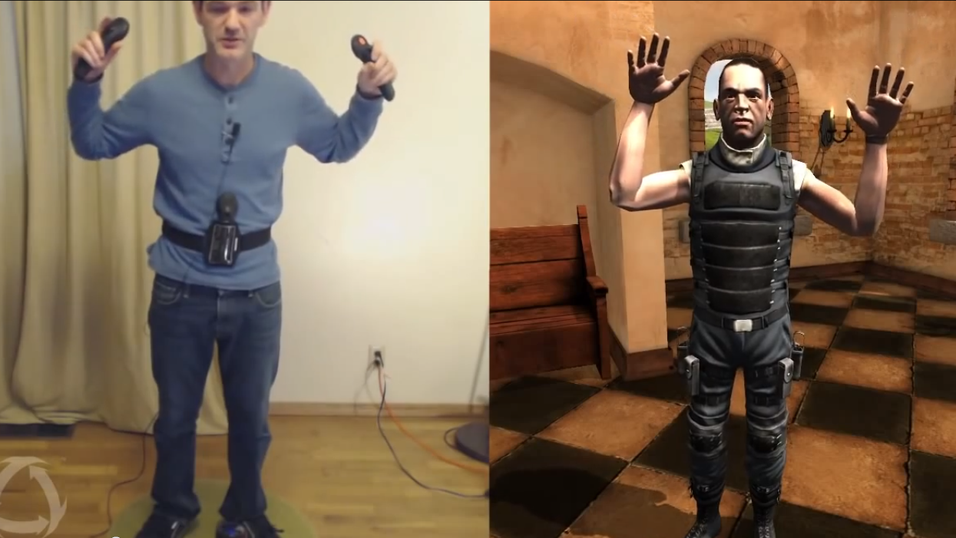 Dette VR-systemet bruker norsk teknologi