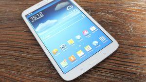Dagens premie: Samsung Galaxy Tab 3 (8.0).