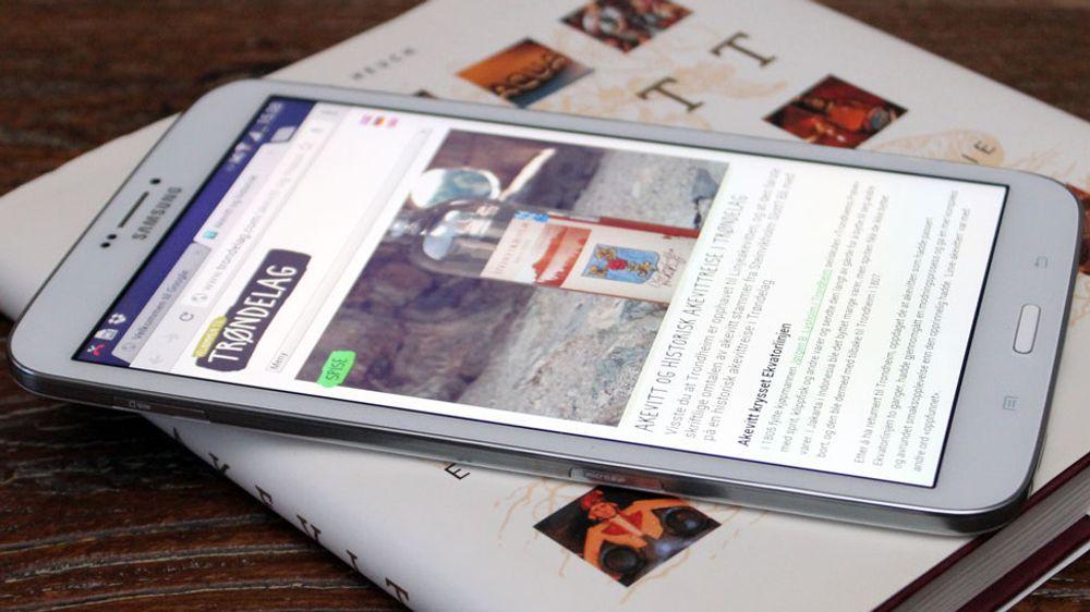 TEST: Galaxy Tab 3 8