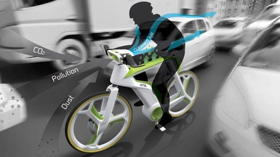 Sykkelen for den miljøbevisste