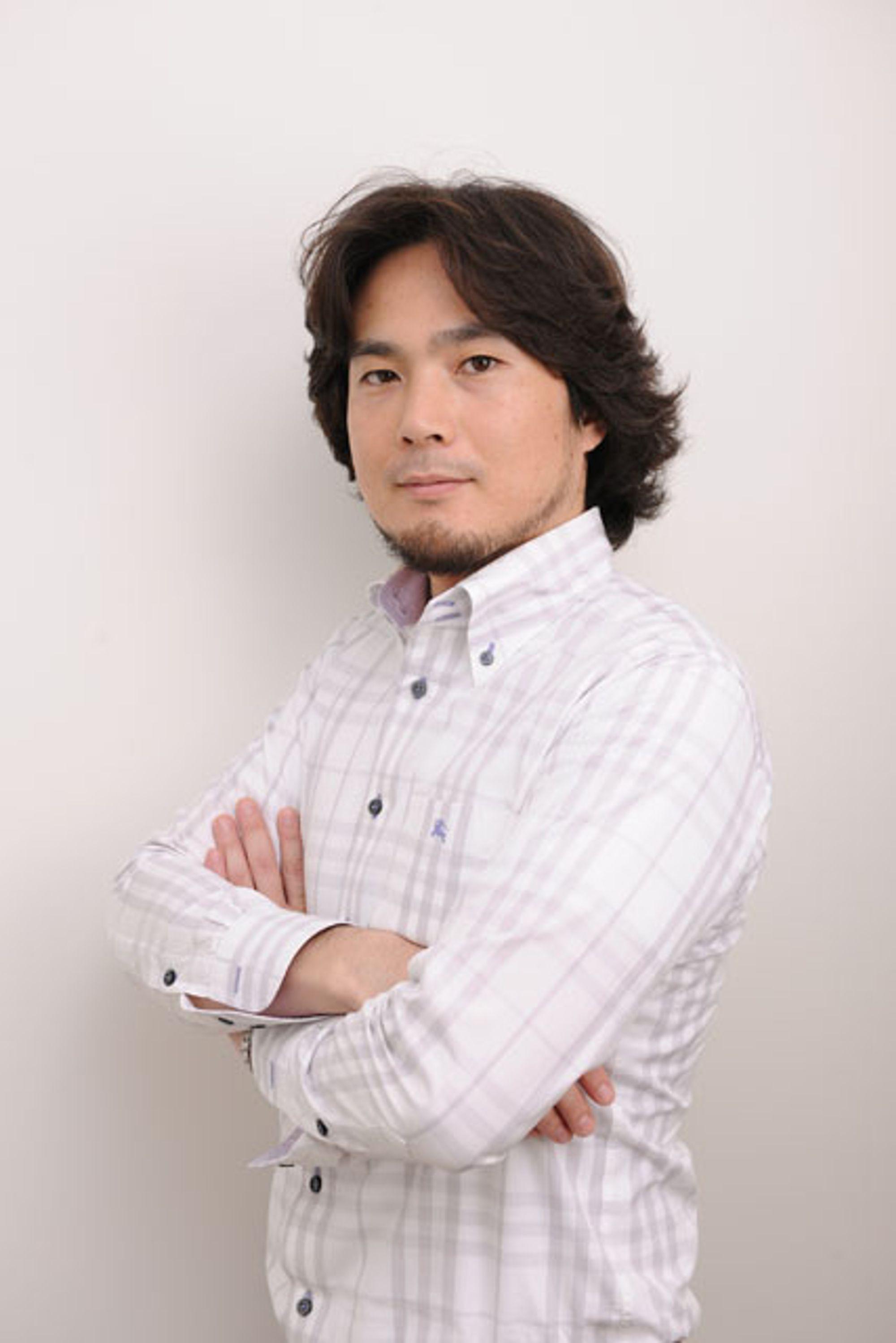 Hideo Baba (Foto: Namco Bandai).