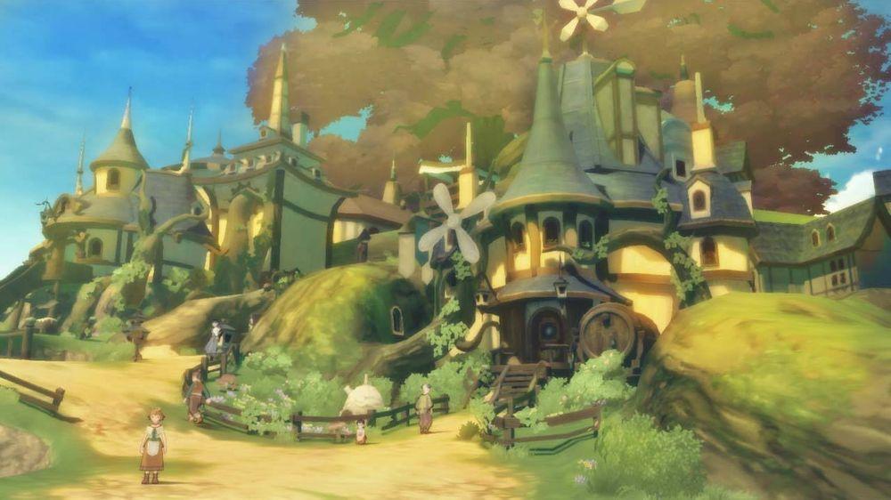 Ikkje vent deg PlayStation 3-versjonen av Tales of Vesperia med det første.