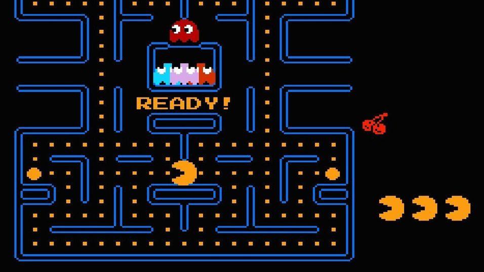 PODKAST: Visste du at Pac-Man-spøkelsene har ulik kunstig intelligens?