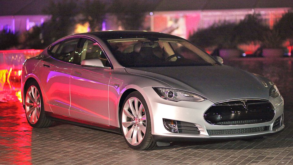 Tesla kommer med budsjettbil